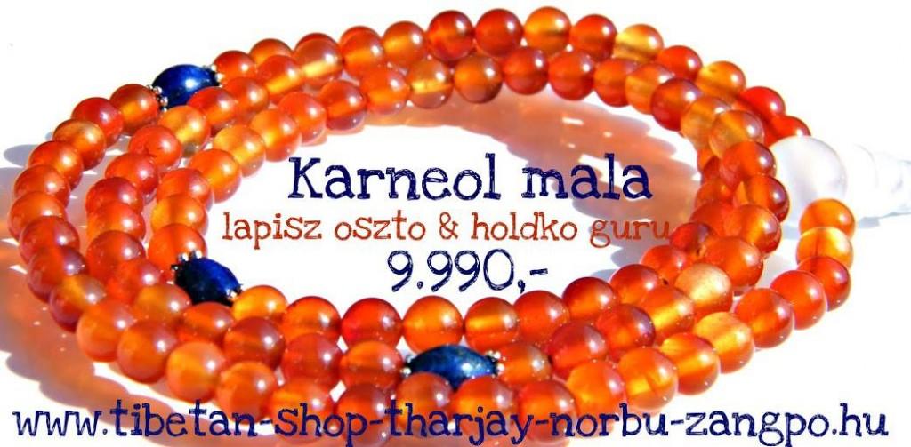 Kerneol mala | Fotó: (c) Tibetan Shop Tharjay Norbu Zangpo
