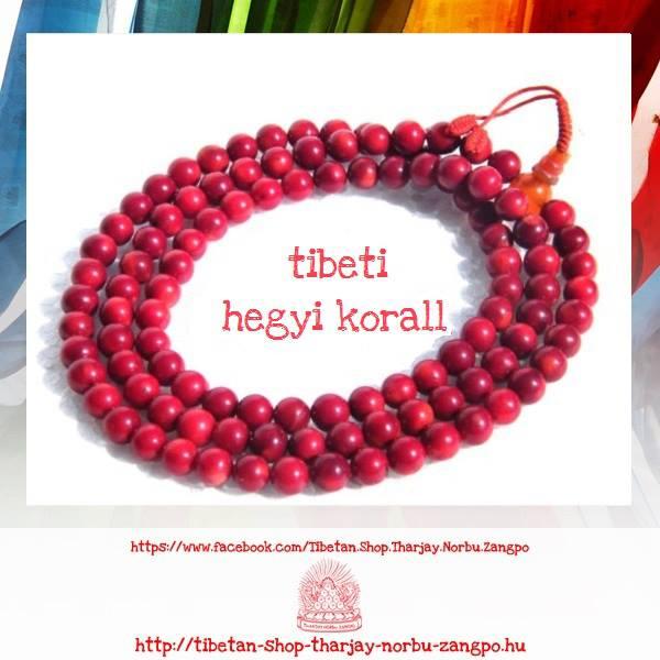 Hegyi korall | Fotó: (c) Tibetan Shop Tharjay Norbu Zangpo
